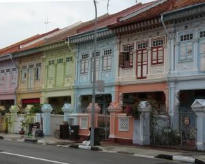 Katong houses