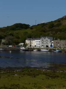 The Quay House,Clifden (red)
