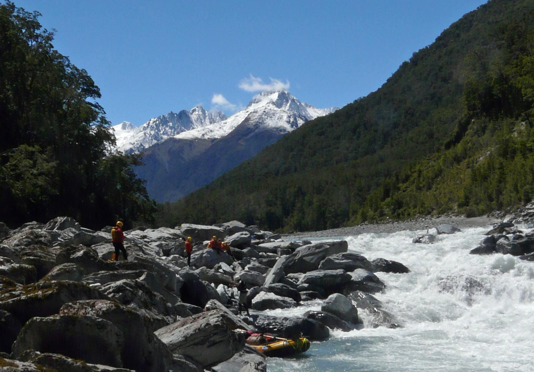 Wilderness New in New Zealand Wilderness