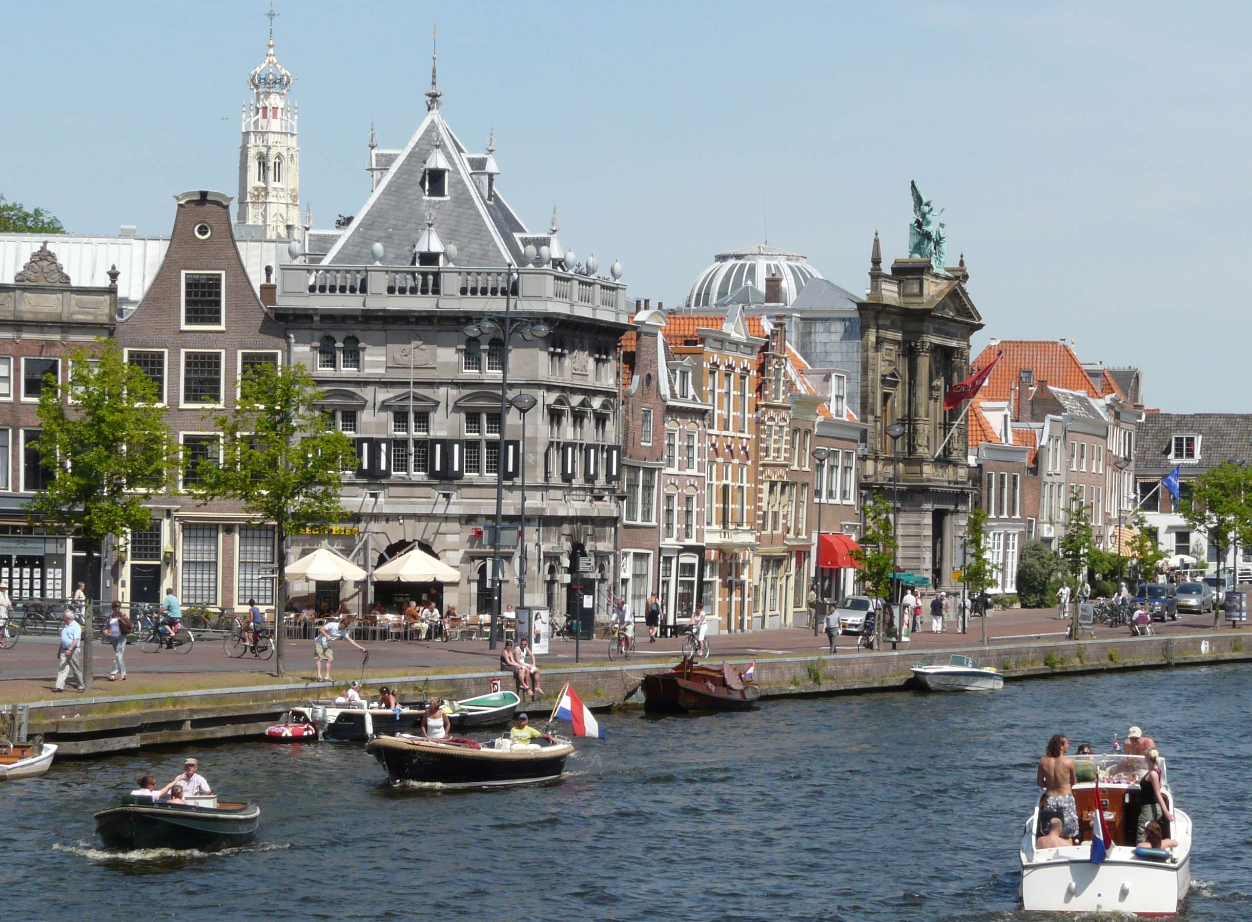 How To Track A Cell Phone Location >> Check out all the fun things to see at Haarlem, The Netherlands   BOOMSbeat