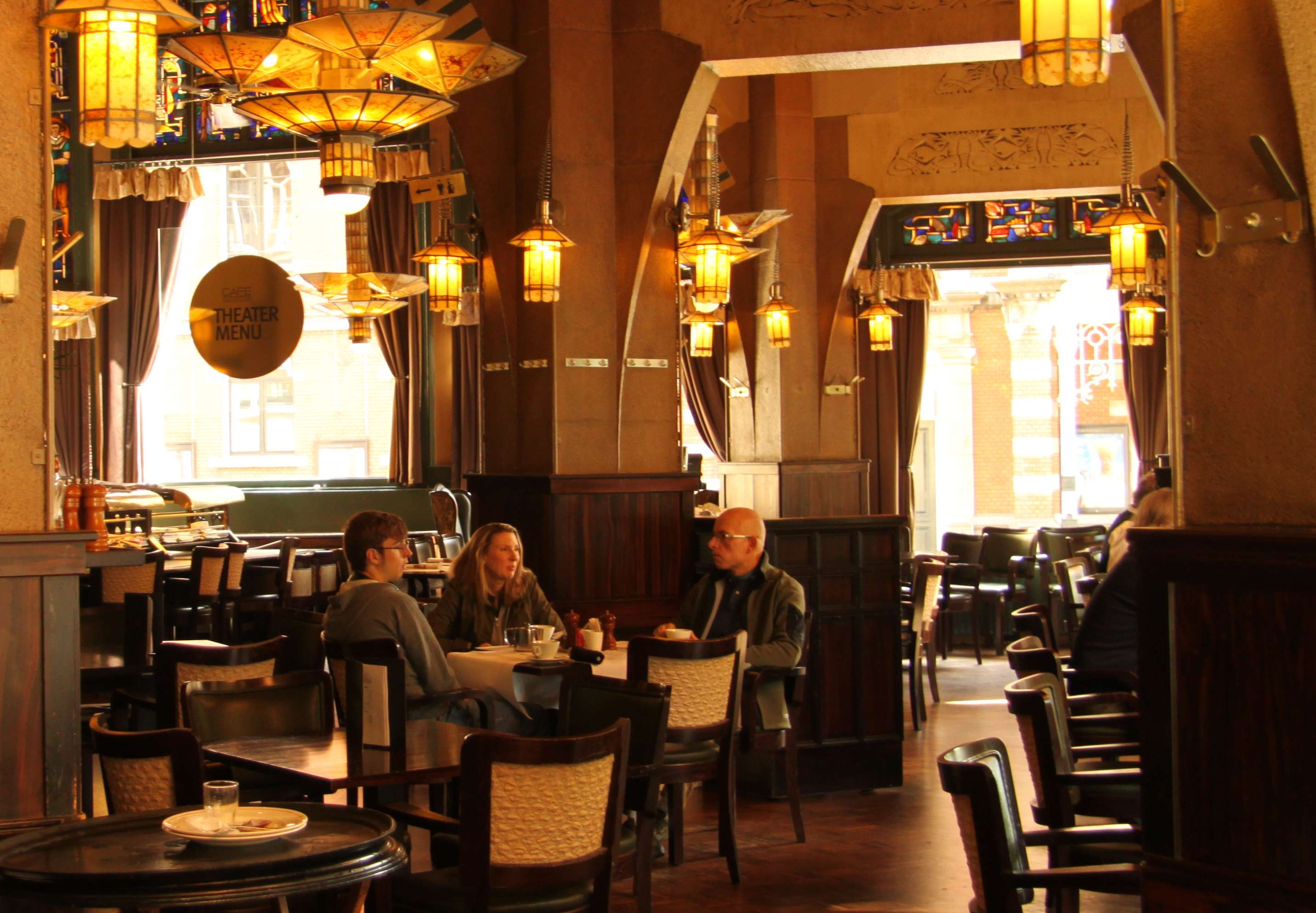 CAFE AMERICAIN – Amsterdam art deco | Richard Tulloch's LIFE ON THE ROAD