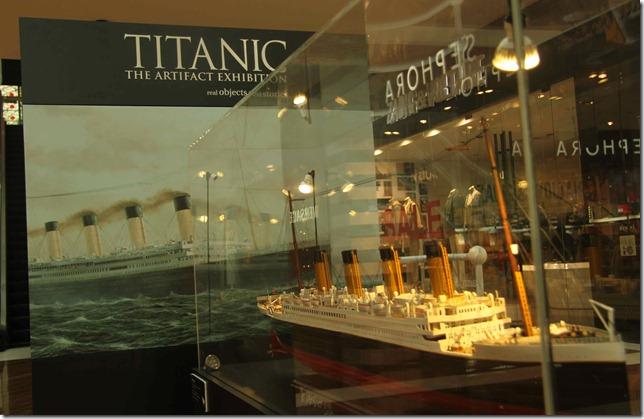 Titanic Experience