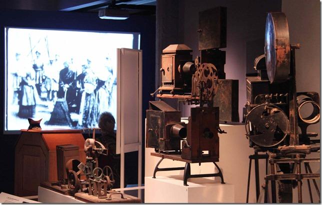 Ancient projectors