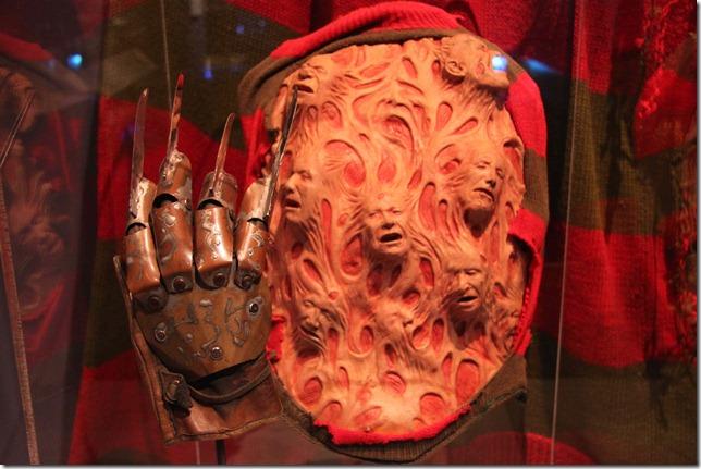 Freddy's hand
