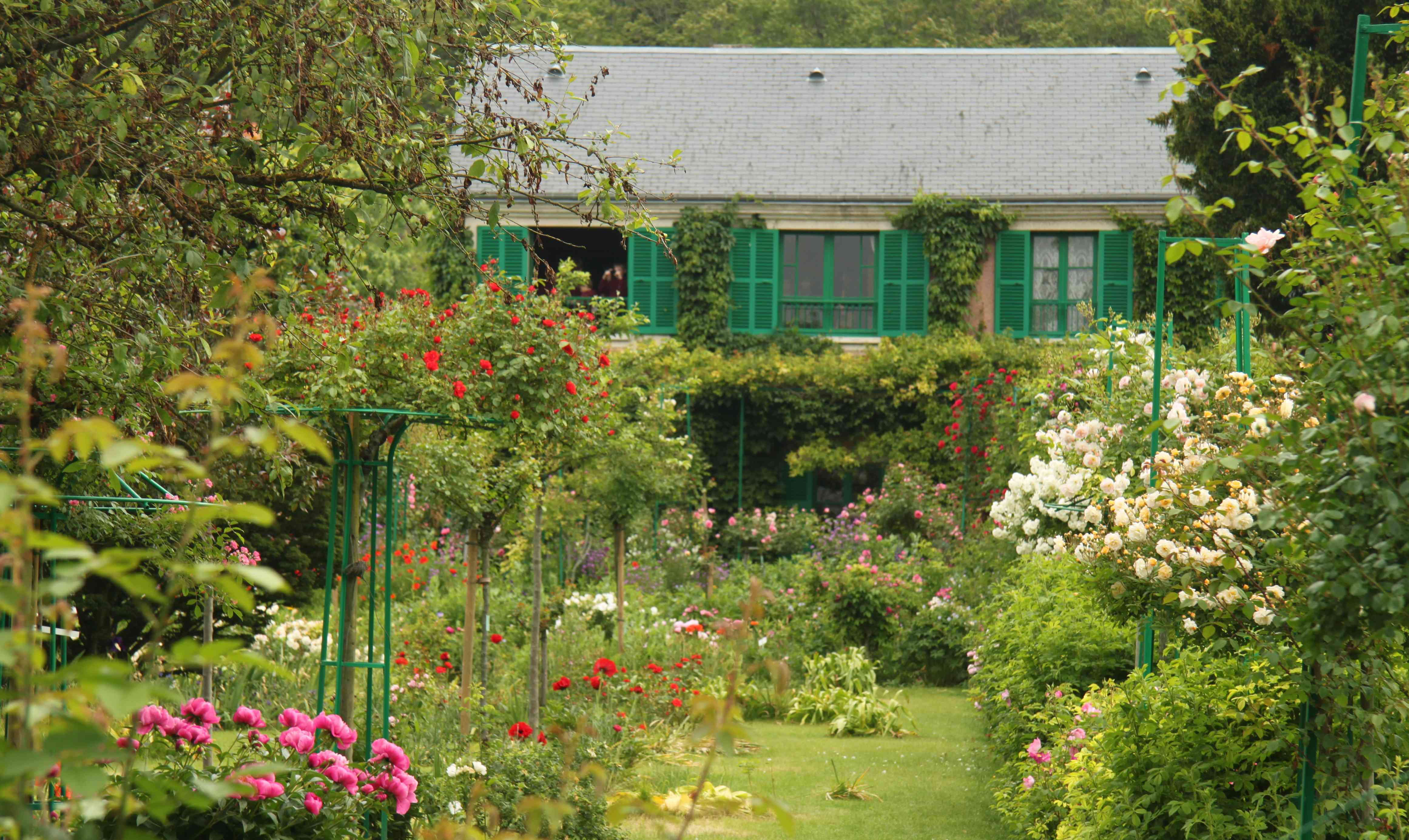 Giverny Impressions Of Monet S Garden Richard Tulloch
