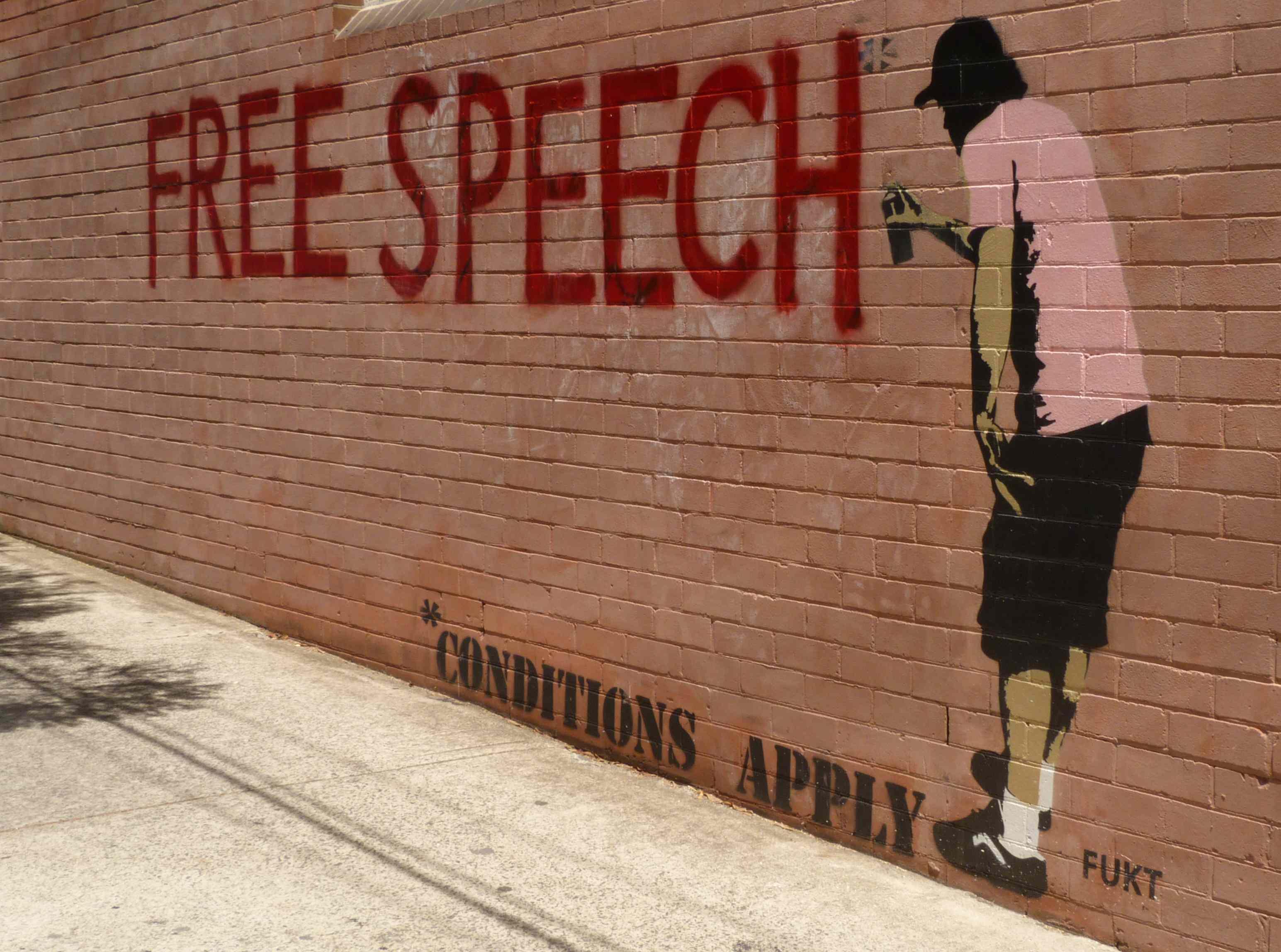 """People demand freedom of speech..."""" Soren Kierkegaard - The best ..."""