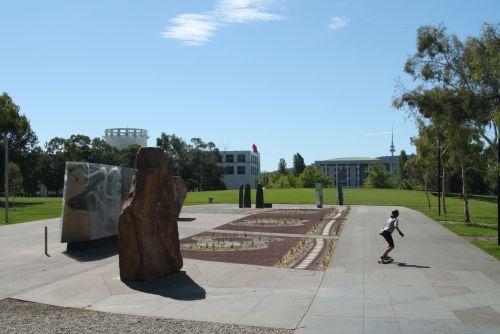 Reconciliation Place, Canberra.