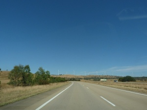 The Hume, fast, safe, dull.