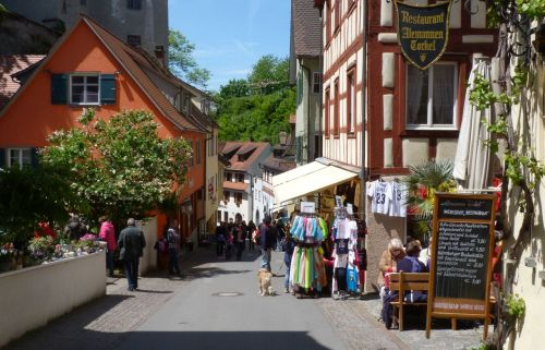 Meersburg is touristy, for good reason.