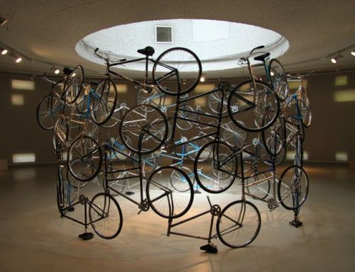 'Forever' by Ai Wei Wei