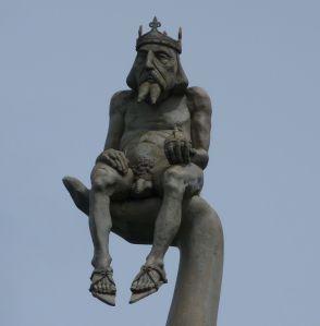 Emperor Sigismund.