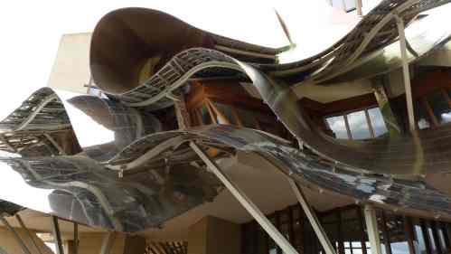 Hotel in Elciego, Spain