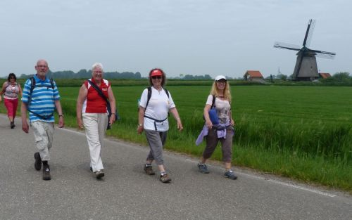 Thanks for the company, the jokes and the history lessons, Ruud, Imogen, Anita and Loes.