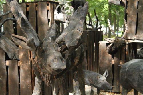 Nikolay Polissky: Hunting trophies