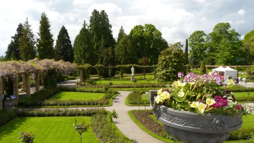The fabulous gardens of Insel Mainau.