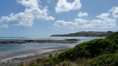 Flinders Beach.
