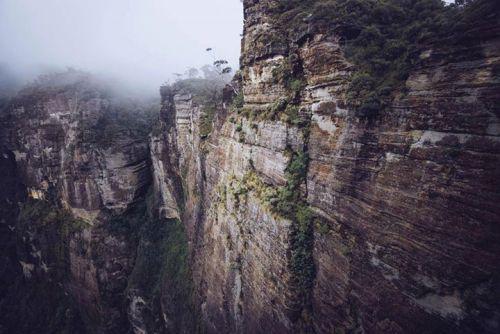 Pulpit Rock Cliffs - Connor White.