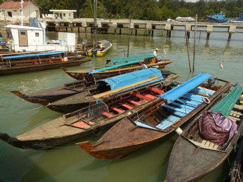 Sekupang Wharf, Batam.