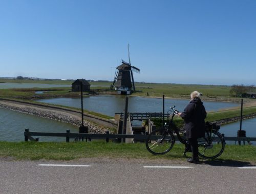 This happens to be Texel Island, but it could be lots of places in Nederland.