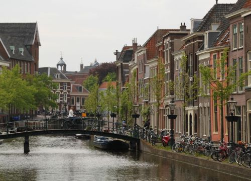 Leiden - 'little' Amsterdam, and quieter too.