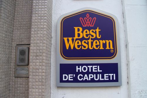 Who knows what might happen when we come back to this hotel?