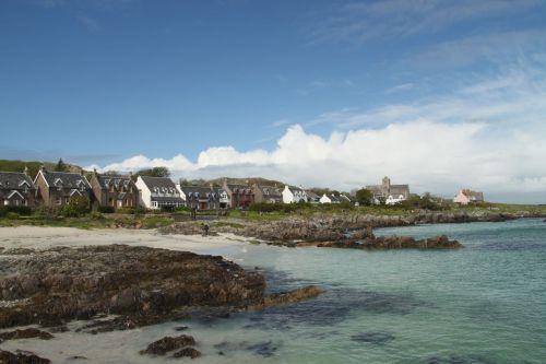 The Holy Isle - Iona.