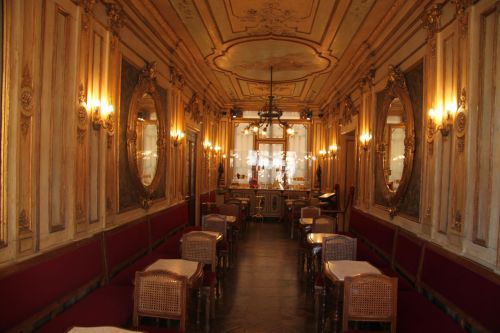The Florian Interior.