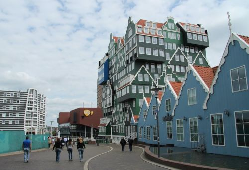 Intel Hotel, Zaandam