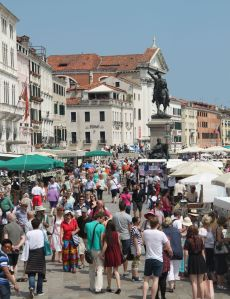 Venice is popular. For good reason, of course.
