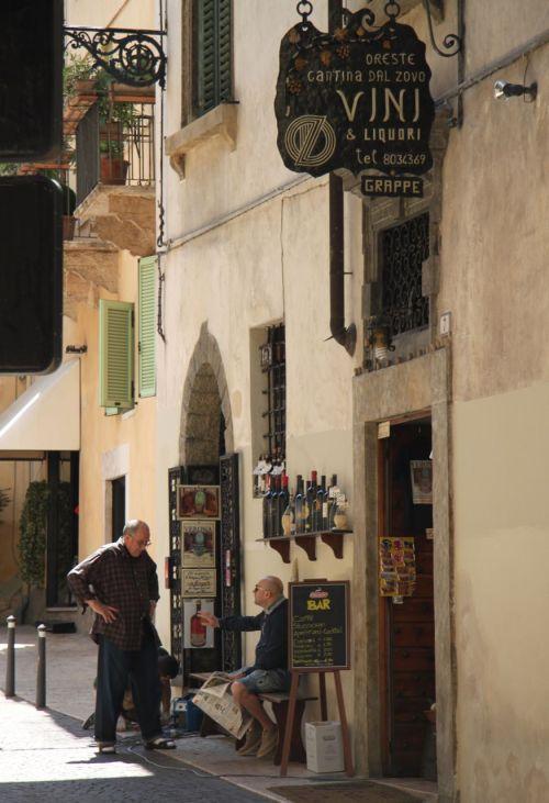 Verona alley