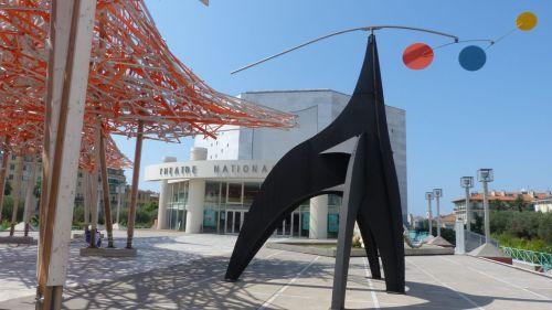 Alexander Calder, MAMAC, Nice