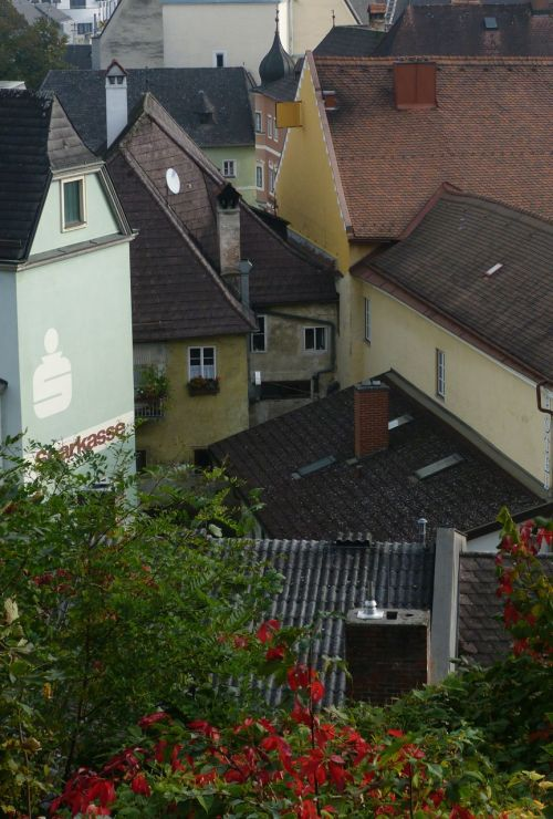 I loved the small town of Grein, for its two major attractions...