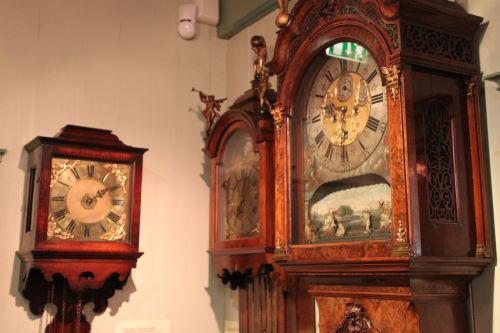 Superb examples of the clockmakers' art.