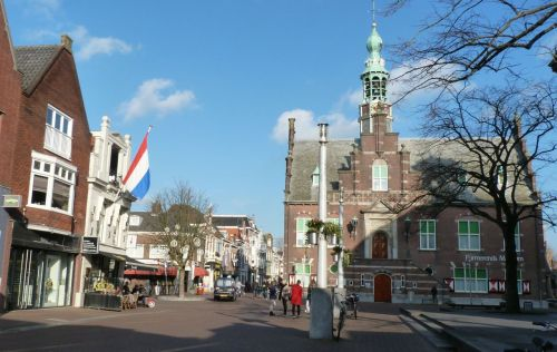 The Stadhuis, Purmerend.
