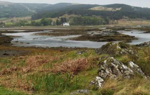 The Isle of Mull, Scotland