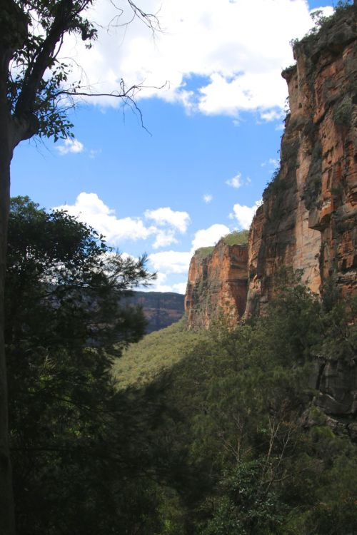 Rodriguez Pass, Blue Mountains, New South Wales