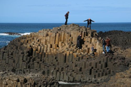 Giant's Causeway - worth seeing once you're there.