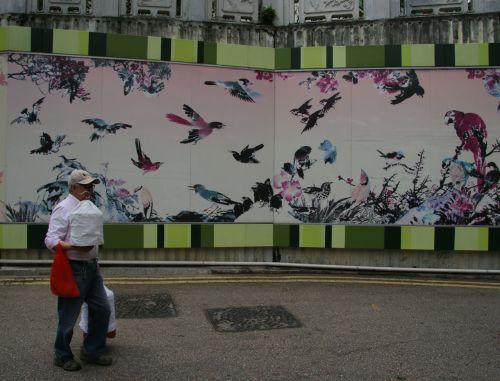 Bird Garden street.