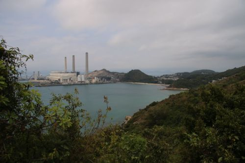 ...presumably the same company responsible for the power station on the island.
