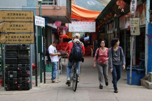 Main Street, Seafood Street, Sok Kwu Wan.