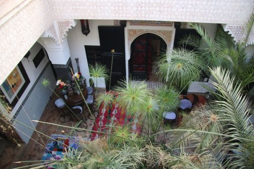 What's not to like about Riad Ta'aachchaka?