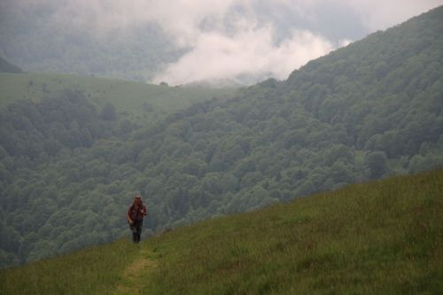Nobody knows the Pyrenees walks better than Ton Joosten.