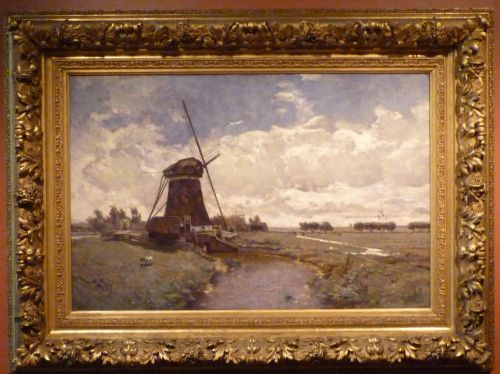 ...but 19th century painter Constant Gabriel seemed to like it.