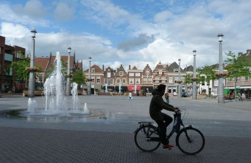 The oldest town in the Netherlands. Not so many people know about it.