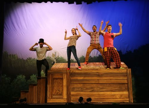 ...and the Treehouse cast deliver a wonderful show!