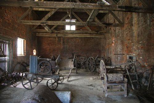 Convict Barn - Maria Island