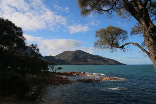 Freycinet dawn.