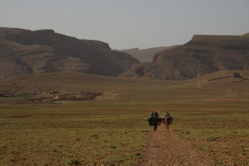 Morocco's M'Goun Valley was one of the most interesting and remote places I've ever hiked.