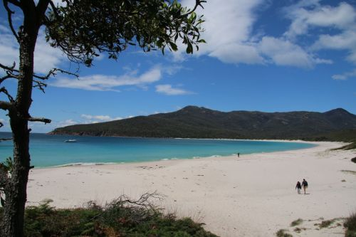 Is there a more idyllic looking beach anywhere in the world?