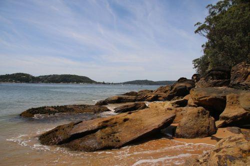 Rocks. Resolute Bay